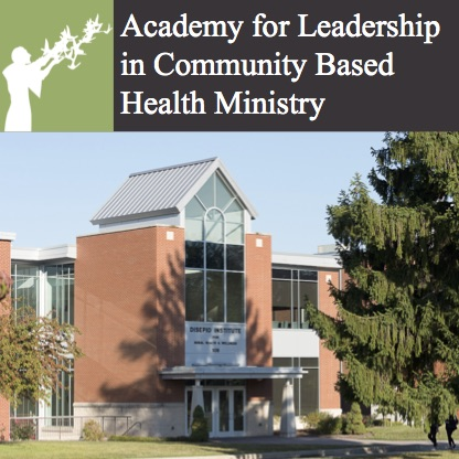 Academy for Leadership in Community Based Health Ministry - Square Graphic