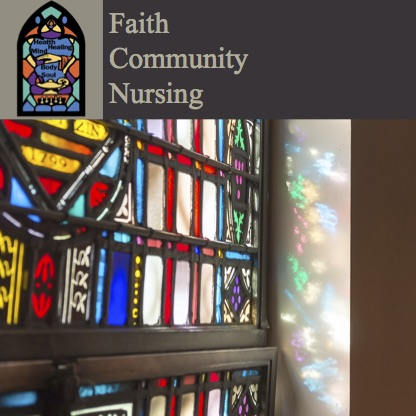 Faith Community Nursing - Square Graphic