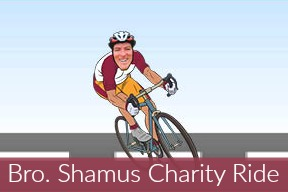 Charity Ride Landing Page Button