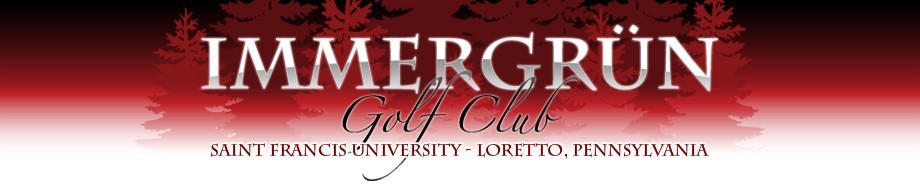 Immergrun golf course header