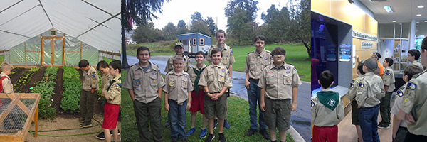 Tiny Classroom - Boy Scouts Sustainability Merit Badge