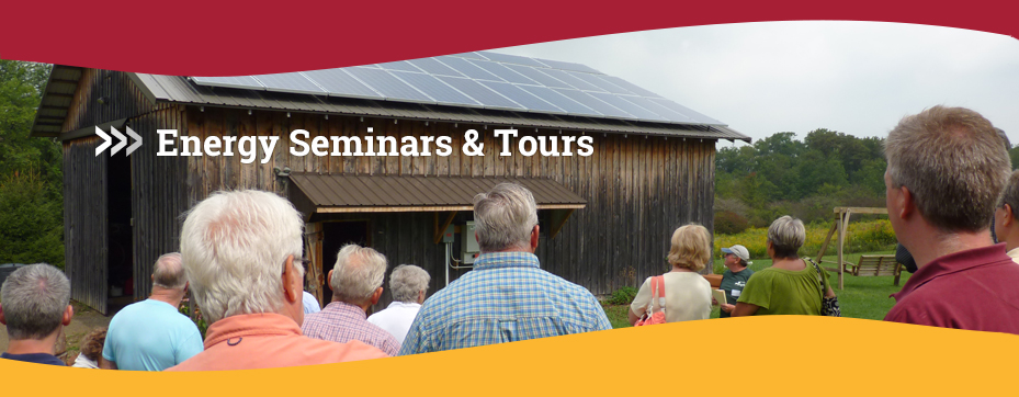 IFE Banner Image - Seminars and Tours