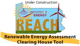 REACH Renewable Energy Assessment Clearing House Tool