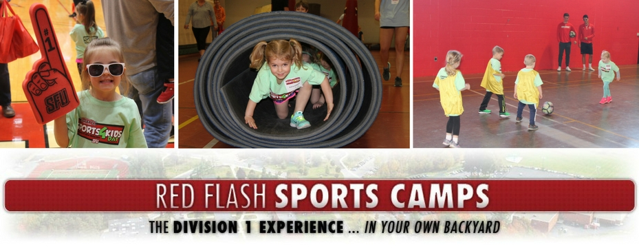 Sports camps for kids