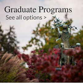 Graduate Program Options