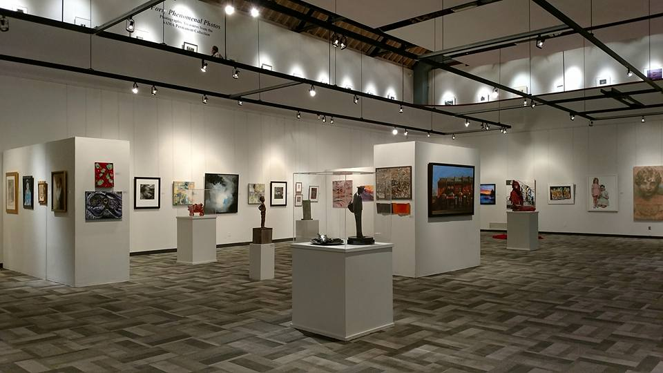 Southern Alleghenies Museum of Art Interior