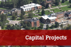 Capital Projects  at Saint Francis University