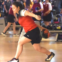 Womens Division 1 Bowling