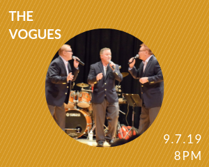 The Vogues concert series 2019