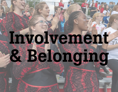 Involvement and belonging