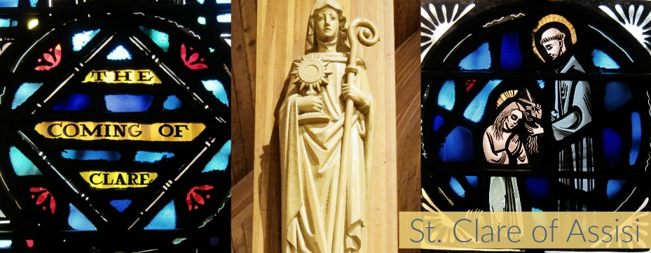 Zeis Endowment_St Clare_Banner
