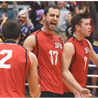Mens Division 1 Volleyball