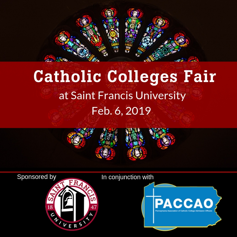 2019 Catholic Colleges Fair