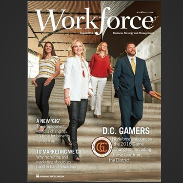 Workforce Magazine August Cover Spotlight