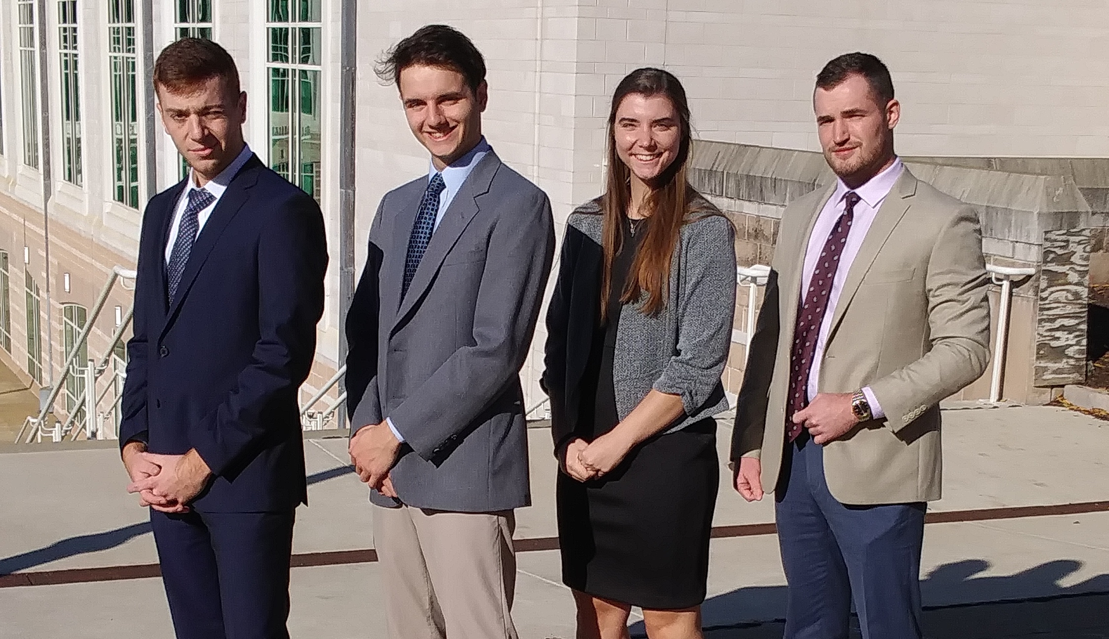 SFU Business at Federal Reserve Challenge