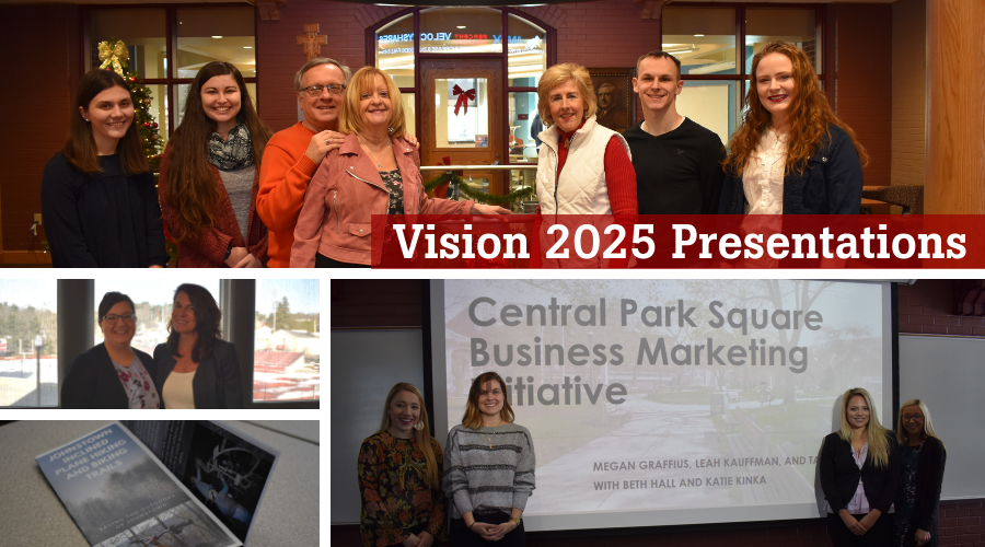 Johnstown Vision 2025 and SFU